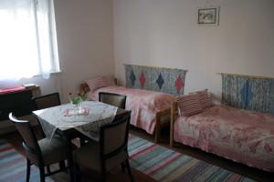Rose room - Faluvégi Guesthouse, Mándok, Hungary