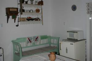 Kitchen - Faluvégi Guesthouse, Mándok, Hungary