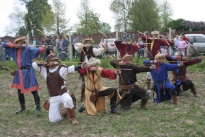 Mayday with traditional shows