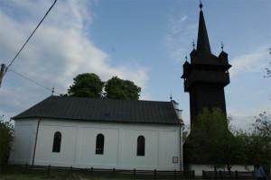 Mándok and surroundings - Hungary